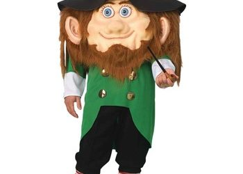 St. Patricks Day Leprechaun Costume Ideas for Adults