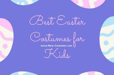 Cute Easter Costumes for Kids