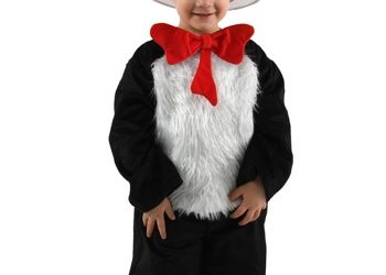 Dr Seuss Costume for Kids -Cat in the Hat