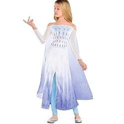 Frozen Queen Elsa Costume for Kids