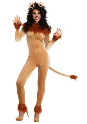 Sexy Lion King Costume for Adults