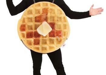 Stranger Things Waffle Costume Ideas