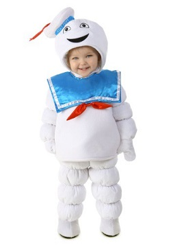 Ghostbusters - Stay Puft Costume for Kids