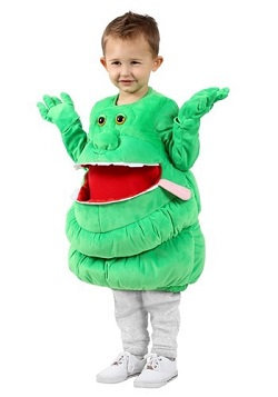 Ghostbusters - Slimer Costume for Kids