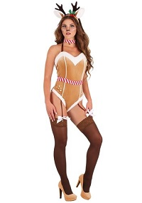 Sexy Christmas Costume Ideas for Adults - Reindeer