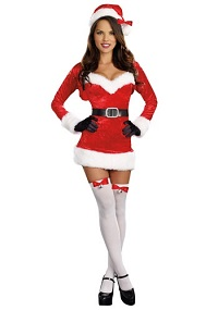 Sexy Christmas Costume Ideas for Adults - Santa