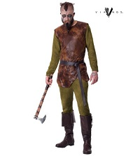 The VIkings Floki Costume Ideas