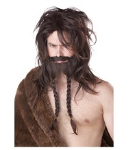 The Vikings Floki Costume - wig